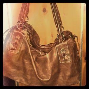 Hobo style purse